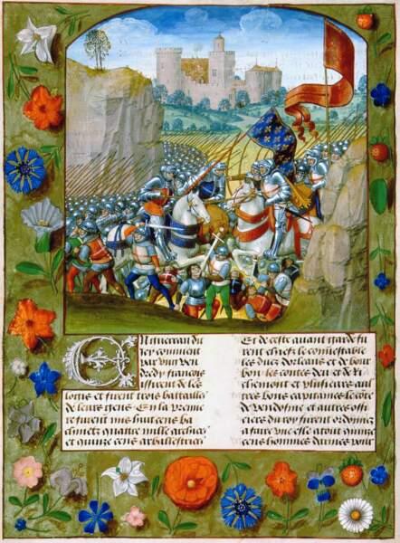 7 … Et descendre d'un héros d'Azincourt