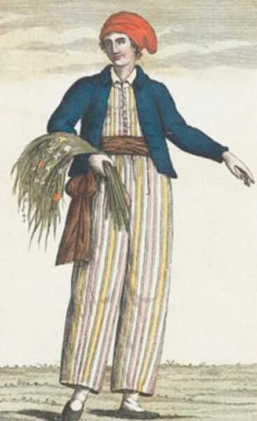 Jeanne Barret, la première femme à faire le tour du monde