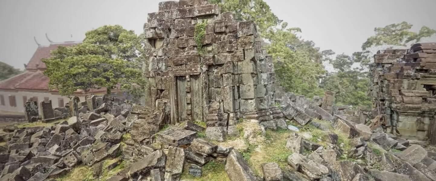 25. Ils reconstituent en 3D le patrimoine mondial en péril