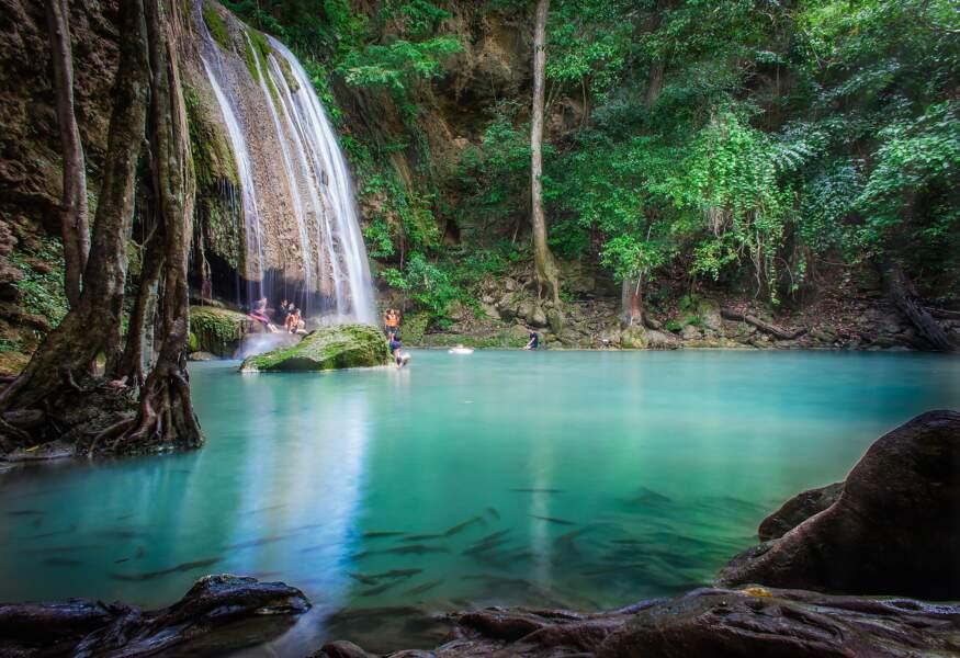 En Thaïlande, 150 parcs nationaux fermés aux touristes plusieurs mois par an