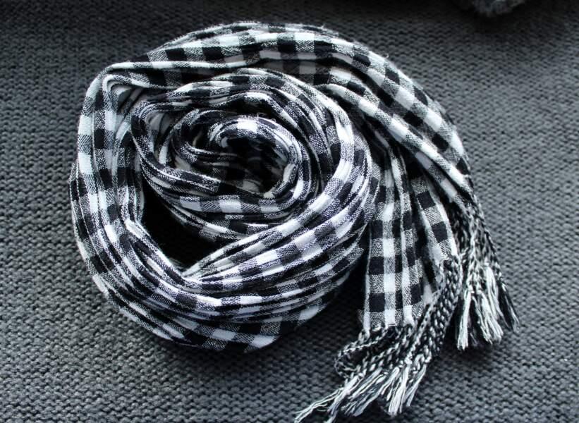 Une énième écharpe