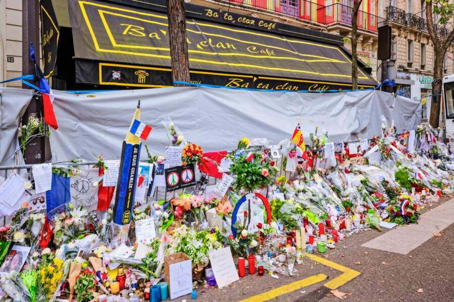 Septembre 2021: Procès des attentats du 13 novembre 2015