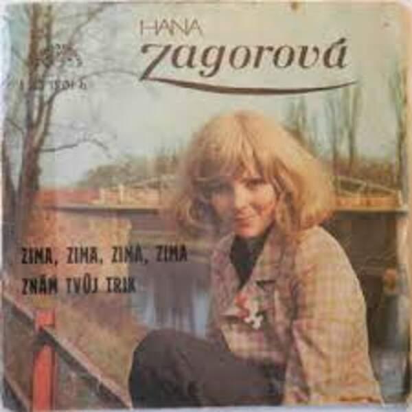 Zima zima, Hana Zagorova