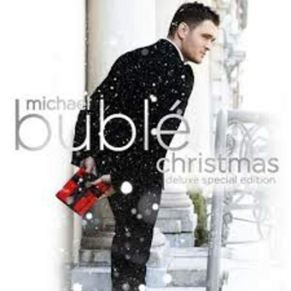 It's beginning to look a lot like christmas, Michael bublé