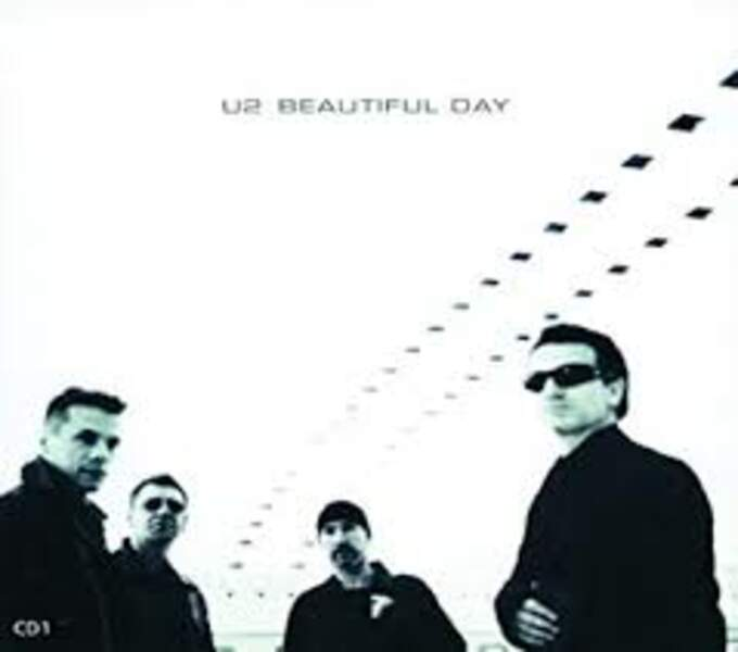 Beautiful day, U2