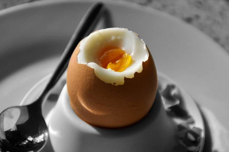 9. Aimez l'œuf