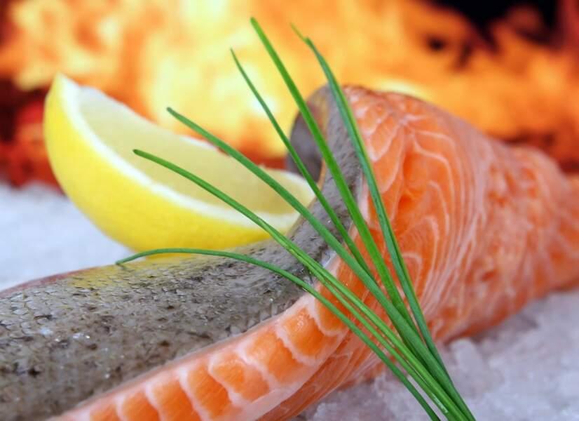 1. Mangez du poisson gras