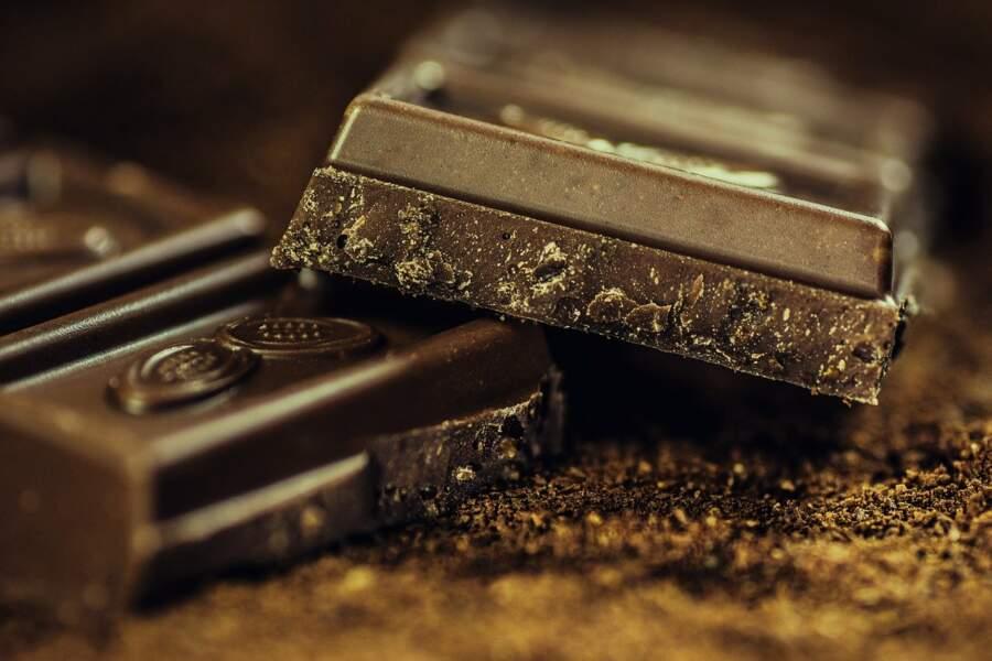 8. Ne renoncez pas au chocolat