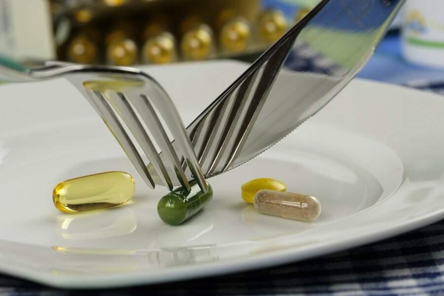 13. Faites des cures de compléments alimentaires
