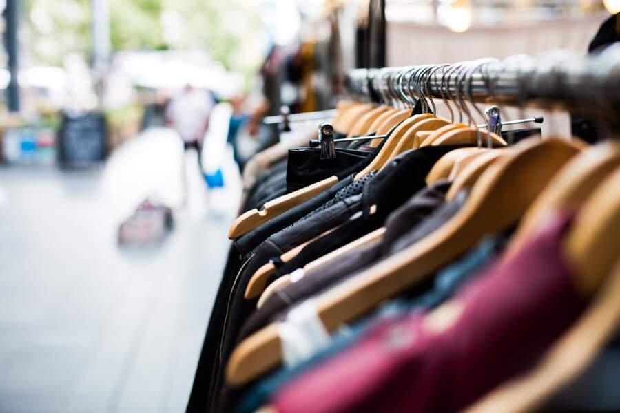 Acheter moins de vêtements