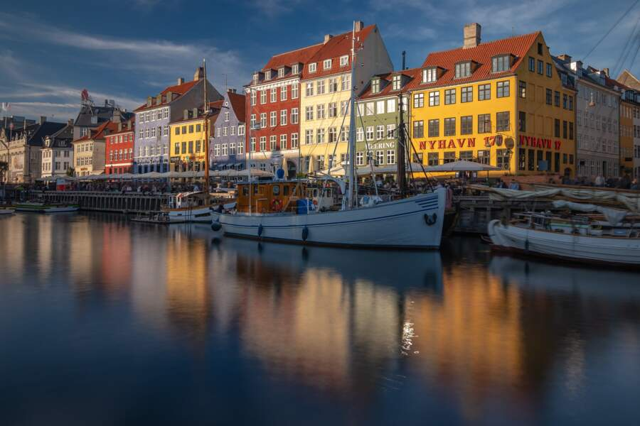 2. Le Danemark