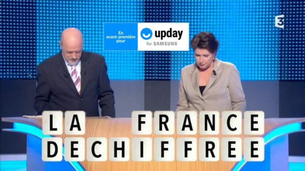Zoom sur la France de janvier 2020