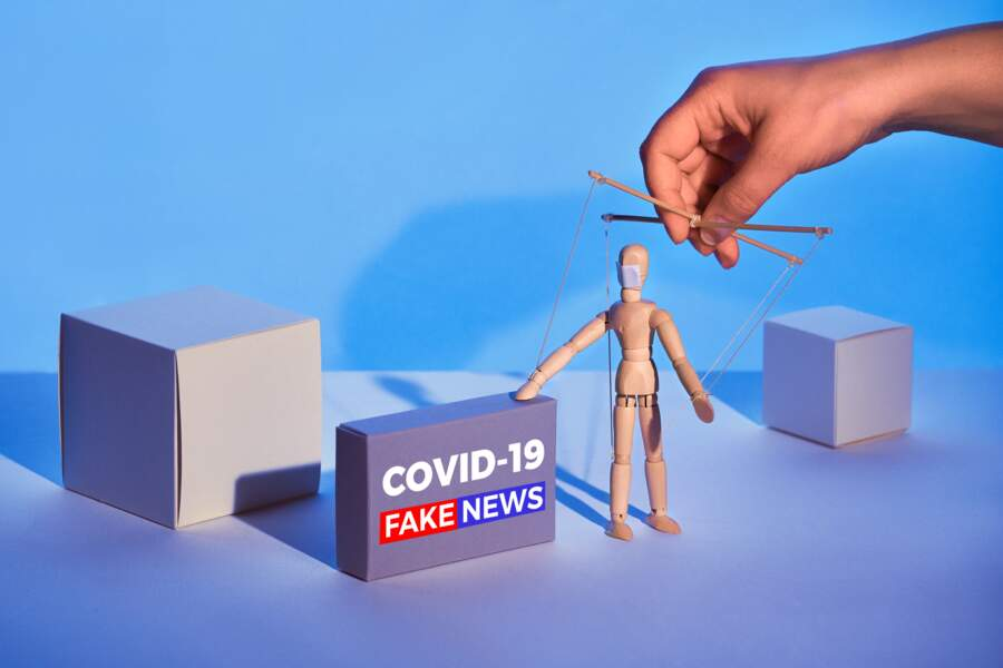 Coronavirus : 8 fake news à ne pas relayer