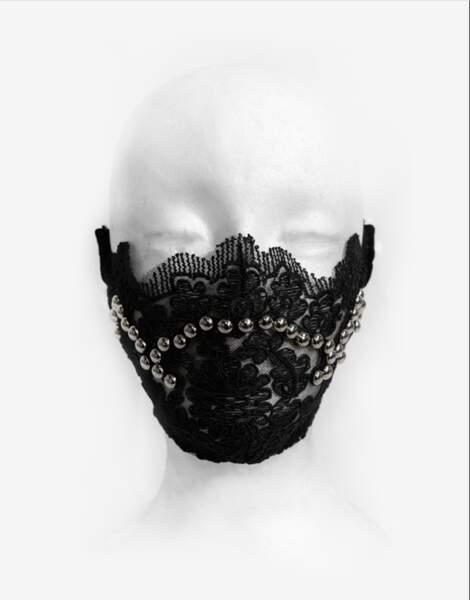 Le masque élégant