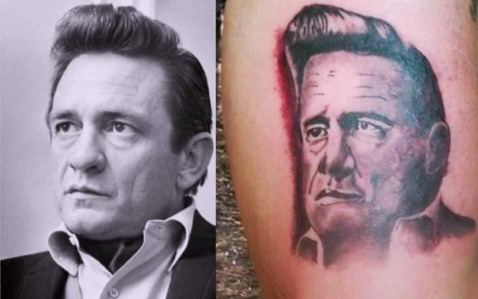 Pas de pitié pour Johnny Cash