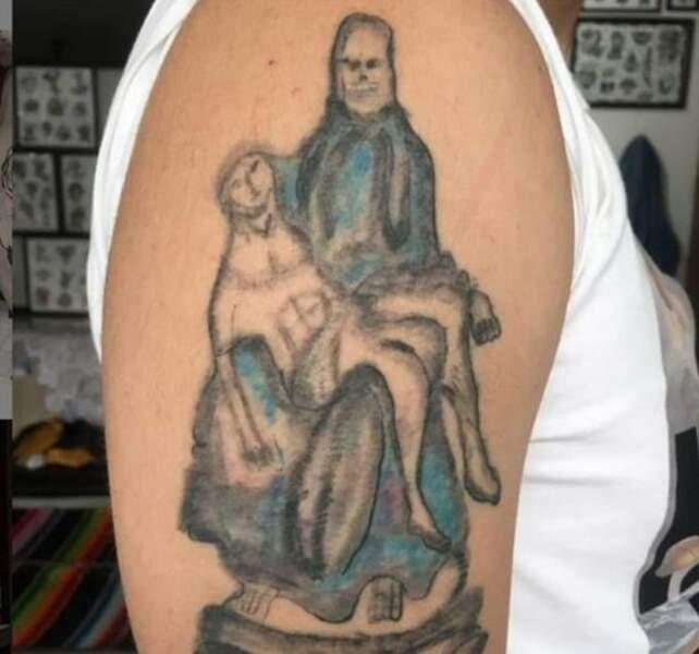 L'art abstrait du tatouage
