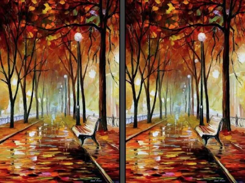 Quelle est la différence entre les deux tableaux ?