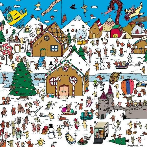 Où se trouve le panda ?