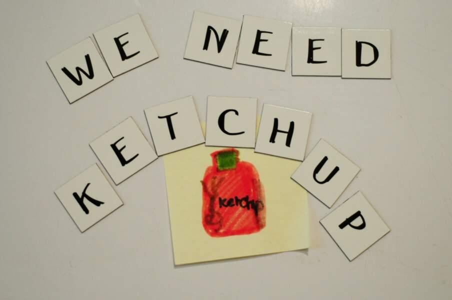 Le ketchup est interdit dans les écoles Françaises