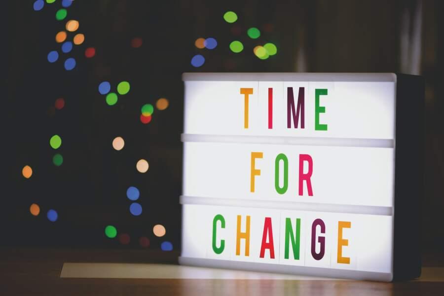 Vous voulez changer les autres