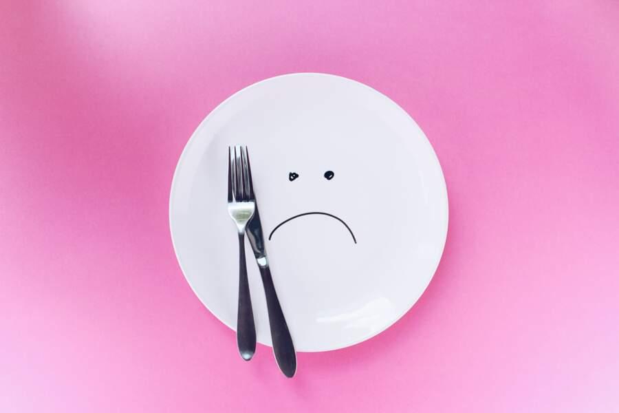 Vous êtes irritable lorsque vous avez faim