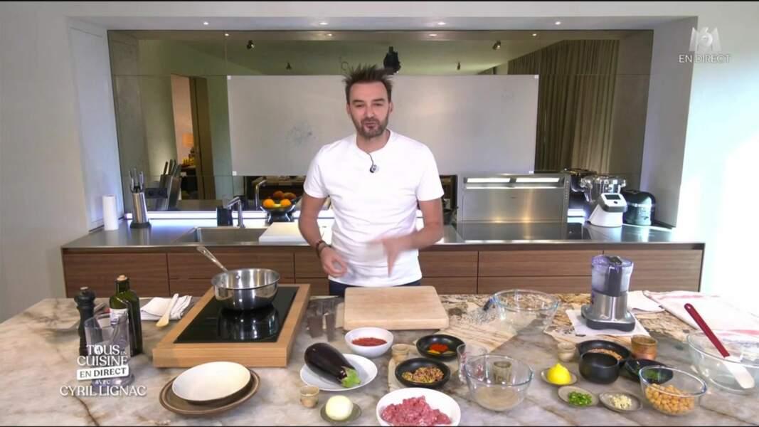 Tester toutes les recettes de Cyril Lignac
