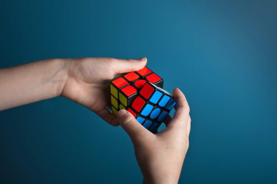 Apprendre à résoudre un Rubik's cube