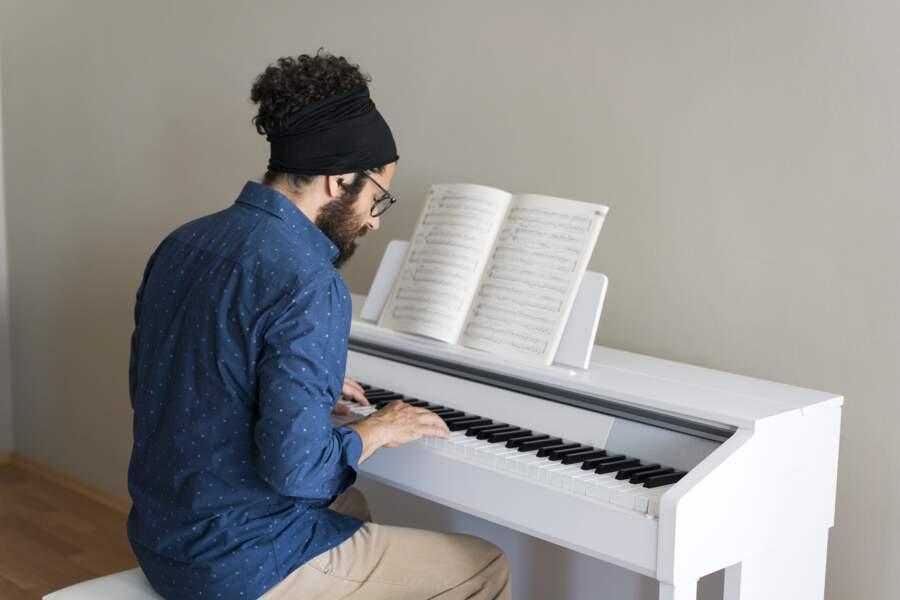 Apprendre un instrument de musique en ligne