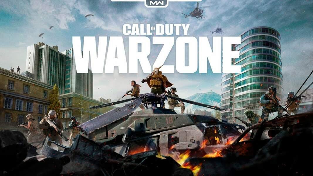 On ne passera pas la journée à jouer à Warzone