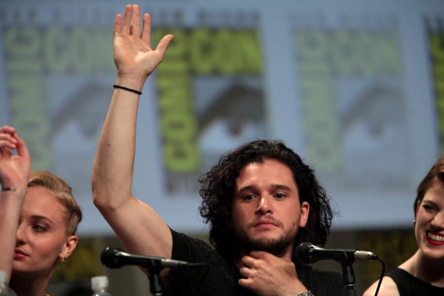 14. Kit Harrington