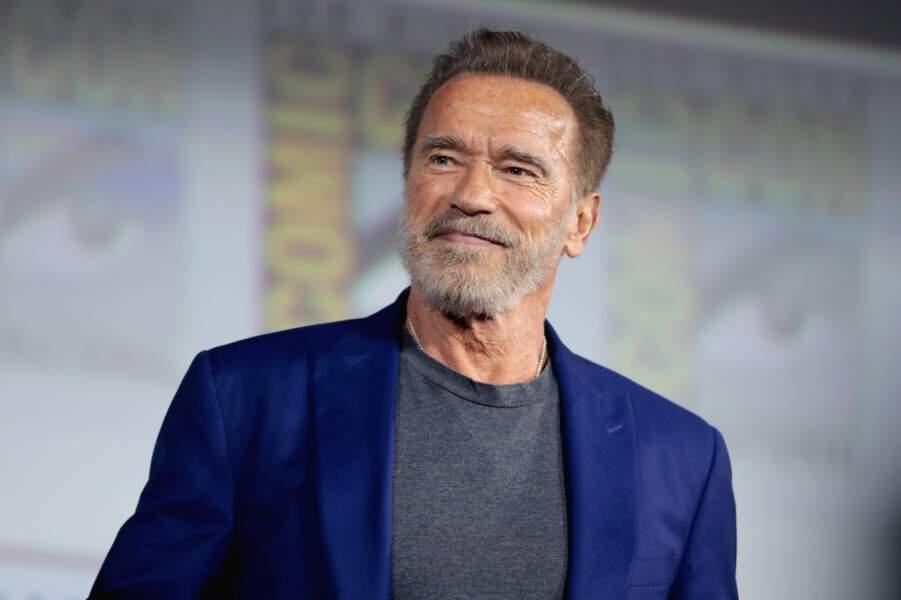 Arnold Schwarzenegger, l'homme aux multiples casquettes
