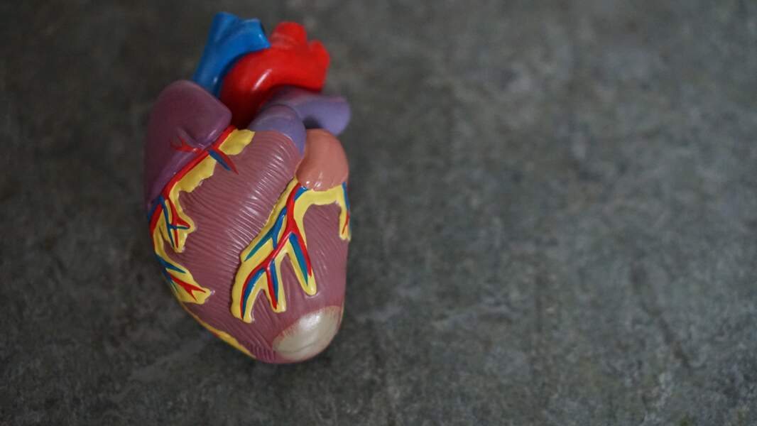 Le coeur s'emballe davantage