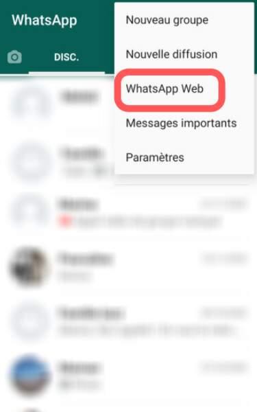Faire fonctionner WhatsApp sans carte SIM sur tablette