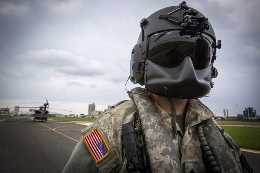 Tester une technique de l'armée américaine