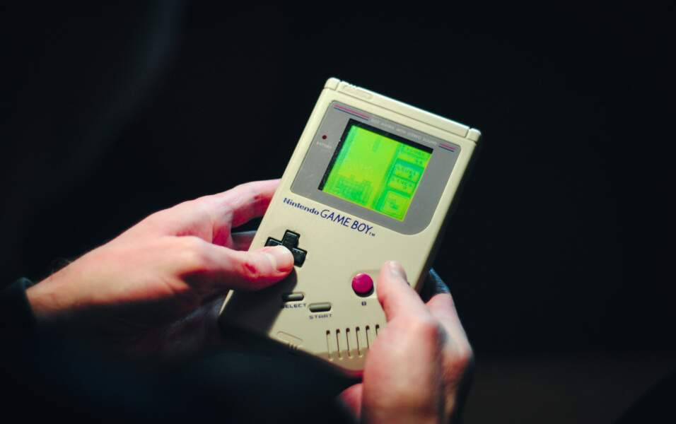 Une Game Boy