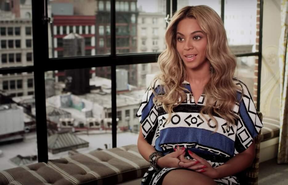 2. Beyoncé est très forte au Puissance 4
