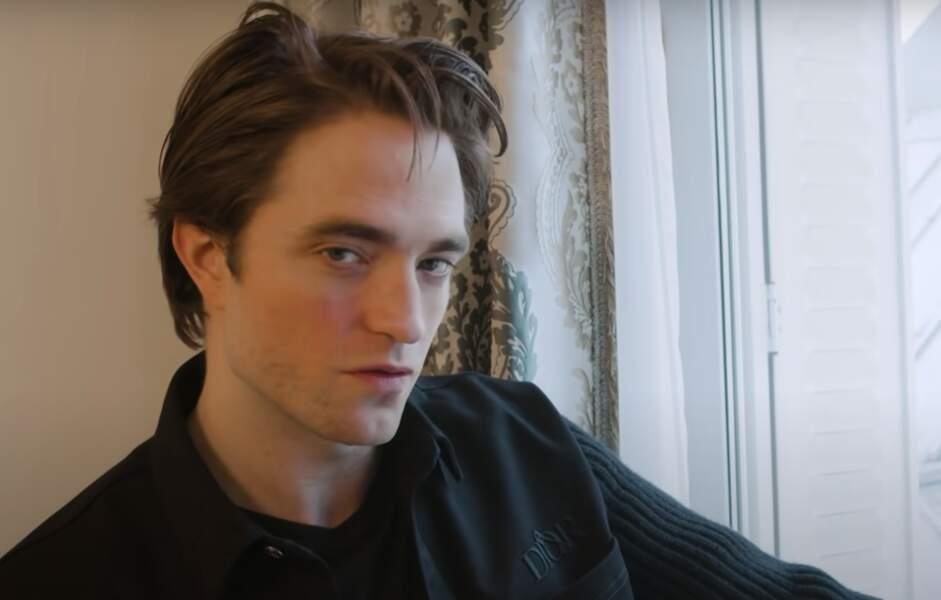 16. Robert Pattinson est musicien