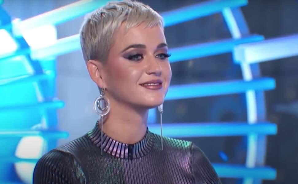 17. Katy Perry sait faire la grenouille