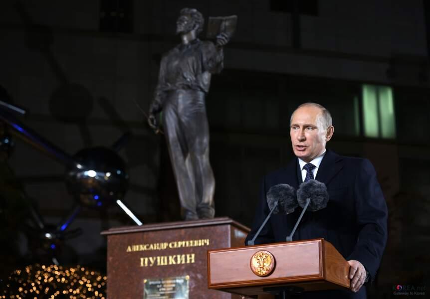 15. Vladimir Putin est champion de judo