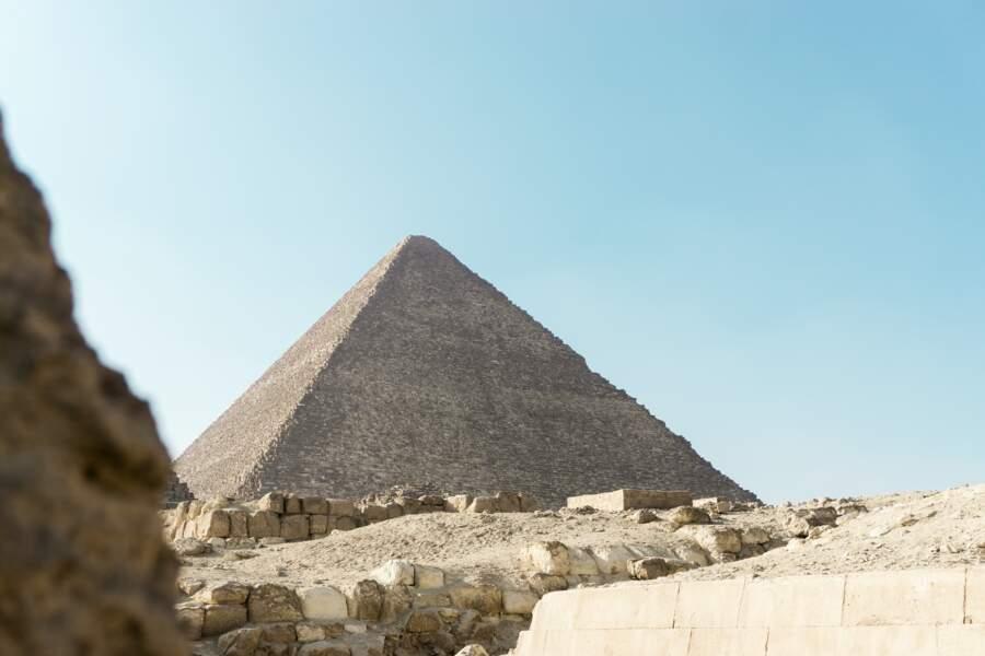 Les pyramides d'Égypte ont été construites par des extraterrestres