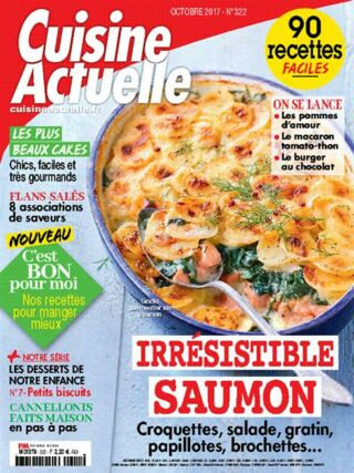 Cuisine Actuelle n°322