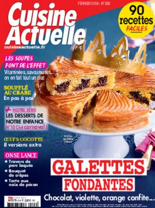Cuisine Actuelle n°326