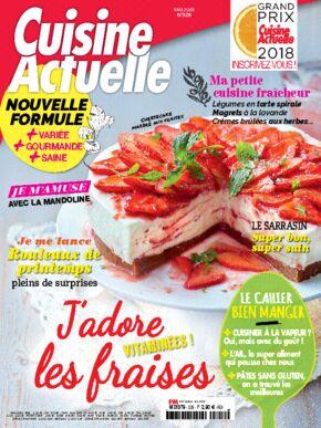 Cuisine Actuelle n°329
