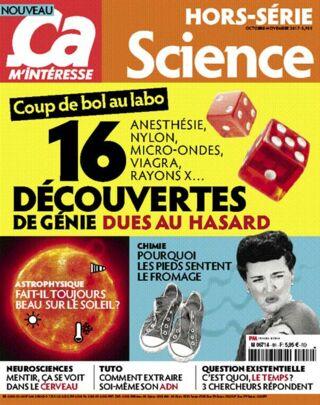 Hors serie Ca m intéresse Science n°8