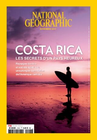 National Geographic n°218