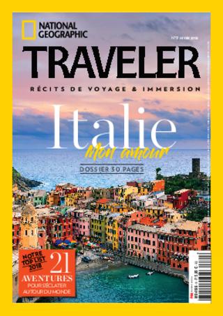 National Geographic Traveler n°9