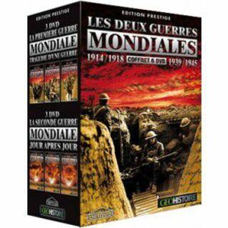 COFFRET 6 DVD GEO HISTOIRE - 54€