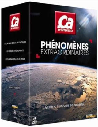 COFFRET DVD PHÉNOMÈNES EXTRAORDINAIRES - 77.94€