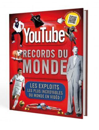Livre Youtube - Records du monde - 22.95€