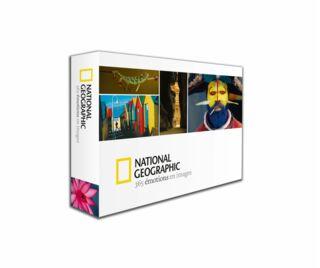 LIVRE - NATIONAL GEOGRAPHIC 365 ÉMOTIONS EN IMAGES - 19.90€ PMT CPT